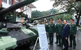 Thủ tướng yêu cầu xây dựng Quân đội có sức chiến đấu cao