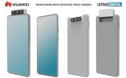 Huawei có thể sẽ ra mắt smartphone với cụm 3 camera lật trong tương lai?