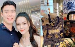 Vừa sắm giày xịn, Duy Mạnh lại tặng ngay túi xách hơn 100 triệu mừng sinh nhật vợ Quỳnh Anh