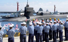 """Tàu ngầm lớp Ohio của Mỹ: """"Bóng ma"""" chất đầy Tomahawk trong lòng đại dương"""