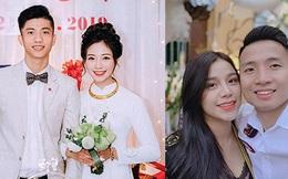"""Vợ Bùi Tiến Dũng và vợ Phan Văn Đức cùng tỏ tình với chồng: Con gái tên """"Linh"""" đều ngọt ngào thế sao?"""