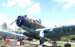 """Cận cảnh 4 chiếc máy bay chiến đấu """"thần thánh"""" trong Kinh thành Huế"""