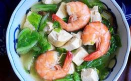 Bữa tối có món canh cải thảo ngọt ngon lại đủ chất thì chẳng cần món gì khác nữa!