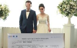 """Tờ giấy xét nghiệm ADN """"bóc mẽ"""" mặt thật của chồng và gia đình bên nội, cô dâu tuyên bố hủy tất cả, ly hôn ngay lập tức dù đám cưới chỉ cách 3 ngày"""