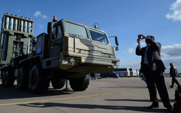 Quân đội Nga tiếp nhận hệ thống tên lửa S-350 Vityaz đầu tiên