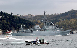 Mỹ 'báo động' đột phá hải quân liên tiếp của Nga