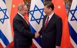 Sắp ký thỏa thuận thương mại với Trung Quốc, Israel dễ làm Mỹ 'ngứa mắt'