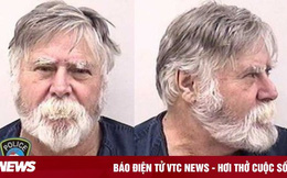 Chúc 'Giáng sinh vui vẻ': 'Ông già Noel' cướp ngân hàng và rải tiền xuống phố
