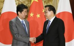 Biển Hoa Đông đo quan hệ Trung - Nhật