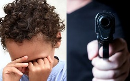 Không hài lòng kiểu tóc mới của con trai, ông bố tức giận bắn thợ cắt tóc 3 phát ngay trước mặt đứa trẻ nhỏ tuổi