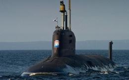 """Nga hạ thủy """"quái vật"""" hạt nhân có thể xóa sổ mọi mục tiêu trên biển"""