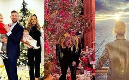 Các con cùng dâu rể của Tổng thống Trump mỗi người một nơi trong dịp nghỉ lễ, đáng chú ý nhất là sự bí ẩn của nhân vật này