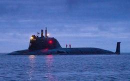 Nga hạ thủy siêu tàu ngầm hạt nhân mới lớp Yasen-M