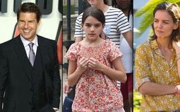 Tom Cruise chủ động liên lạc xin Katie Holmes cho đón năm mới cùng con gái Suri?