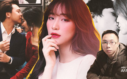 """Điểm lại lịch sử tình trường của Hòa Minzy trước khi rộ tin đồn sinh con: Yêu toàn người """"không tầm thường"""" và lần nào cũng dính scandal"""