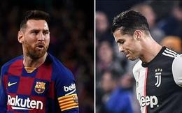 """Đều kiếm gần 20 nghìn tỉ đồng trong thập kỷ qua nhưng Ronaldo và Messi vẫn phải hít khói """"Anh Năm thời tiết"""", huyền thoại bất bại ở môn đấm bốc"""