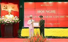 Thiếu tướng Nguyễn Duy Ngọc nhận Huân chương Quân công hạng Nhì