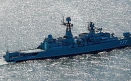 Sputnik: Lầu Năm Góc theo dõi tập trận của Nga, Trung Quốc, Iran