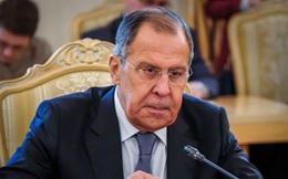 Ngoại trưởng Nga tuyên bố sẵn sàng tổ chức Hội nghị thượng đỉnh G-7