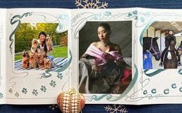 2 nàng công chúa Thái Lan chia sẻ thiệp mừng năm mới 2020 khác biệt: Người đơn giản khí chất, người sang chảnh cầu kỳ