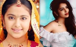"""""""Cô dâu 8 tuổi"""" lột xác sau 11 năm: Anandi năm xưa đã thành minh tinh 22 tuổi quyến rũ, trưởng thành đến thế này!"""