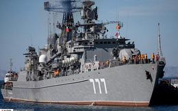 Xem Nga - Trung - Iran tập trận hải quân quy mô chưa từng có