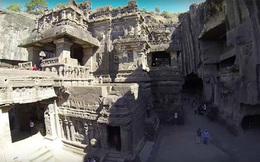 Khám phá ngôi đền cổ 1.200 năm tuổi được tạc từ duy nhất một khối đá siêu to khổng lồ