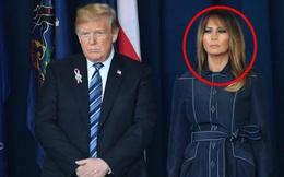 Hé lộ lý do bất ngờ khiến Đệ nhất phu nhân Mỹ hiếm khi nở nụ cười, giữ nét mặt lạnh lùng đứng cạnh ông Trump bị nhiều người chỉ trích