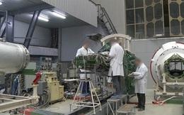 Tên lửa siêu thanh Avangard được Nga sản xuất hàng loạt