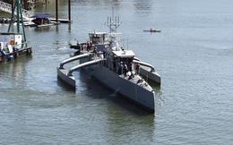 Mỹ thành lập Hạm đội ma đối phó Trung Quốc