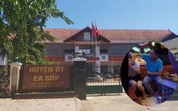 Làm rõ vụ Phó bí thư ở Đắk Lắk sờ ngực tiếp viên karaoke