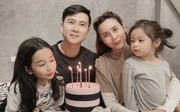 Lưu Hương Giang tổ chức sinh nhật muộn cho Hồ Hoài Anh, lâu rồi cả gia đình mới quây quần sau lùm xùm rạn nứt