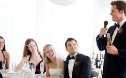 Chú rể thâm sâu vạch mặt 8 người đàn ông ngoại tình với cô dâu bằng những chiếc đĩa ngay tại đám cưới khiến ai cũng há hốc mồm