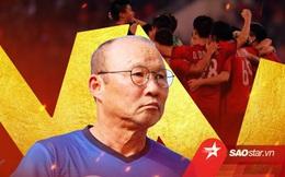 Những khoảnh khắc của bóng đá Việt Nam năm 2019: Ông Park cảm ơn bầu Đức!