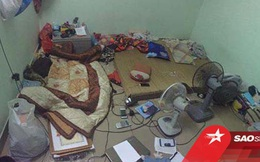 Sang thăm nhà trọ bạn gái, chàng trai 'choáng váng' khi vừa mở cửa phòng bừa bộn và chứa đầy rác