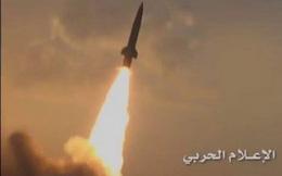 """Yemen """"tự hào"""" khoe kho dự trữ tên lửa khổng lồ và những khả năng mới"""