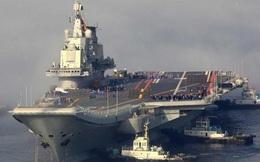 Tàu sân bay thứ 2 của Trung Quốc bị chê là 'hổ giấy' vô dụng