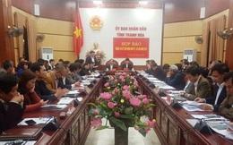 """UBND tỉnh Thanh Hóa thông tin về việc ông Ngô Văn Tuấn xin """"thăng chức"""""""