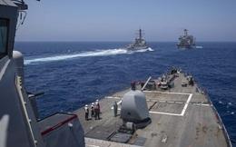 """Hạm đội """"săn tàu ngầm Nga"""" của HQ Mỹ đã sẵn sàng: Truy tìm, cần thiết là hành động!"""