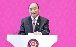 Thủ tướng gửi thư chúc mừng Năm mới tới Lãnh đạo các nước ASEAN