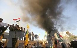 Mỹ cáo buộc khủng bố đứng sau vụ tấn công đại sứ quán tại Iraq