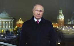 """Không nhắc tới """"người ngoài"""" như năm trước, TT Putin gửi thông điệp quan trọng tới người dân Nga năm 2020"""