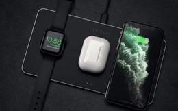 Sản phẩm này là giải pháp hoàn hảo giúp sạc cùng lúc iPhone, AirPods và Apple Watch