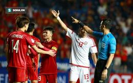 HLV UAE tiếc nuối, trách trọng tài không rút thẻ đỏ với hậu vệ U23 Việt Nam
