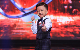"""Bố cậu bé thần đồng trong Siêu trí tuệ Việt Nam: """"Mong con luôn được sống đúng với lứa tuổi"""""""
