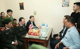 Trung úy cảnh sát hy sinh ở Đồng Tâm: Trước khi đi hứa với mẹ gần Tết sẽ về