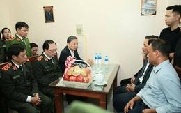 Truy tặng Huân chương Chiến công hạng Nhất cho 3 chiến sỹ hy sinh ở Đồng Tâm