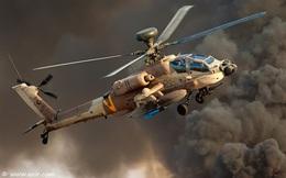 Mỹ trang bị siêu tên lửa lsrael cho trực thăng AH-64