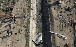 Xin lỗi vì bắn nhầm máy bay Ukraine, Iran vẫn nói khủng hoảng do Mỹ gây ra dẫn đến thảm họa