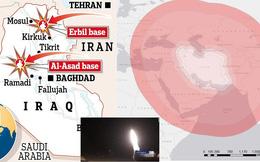 """Báo Mỹ: Iran điểm trúng """"tử huyệt"""" của QĐ Mỹ ở Trung Đông, PK """"vừa thiếu vừa yếu""""?"""